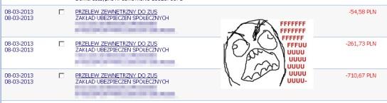 Zus przelew 2013-03